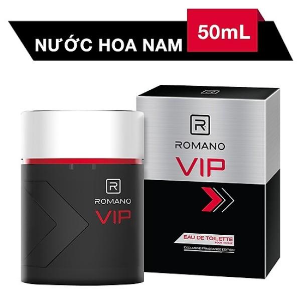 NƯỚC HOA CAO CẤP ROMANO VIP 50ML cao cấp