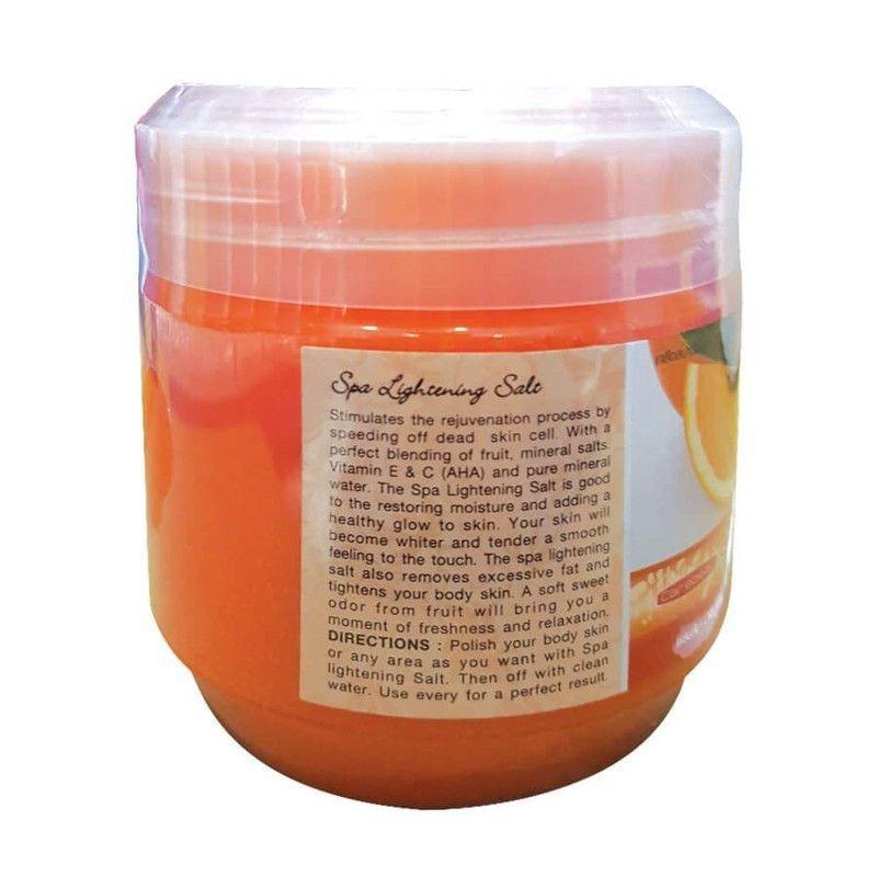 Muối Tắm Trắng Da Carebeau Tinh Chất Cam Thái Lan Hộp 700Gr 002397 giá rẻ