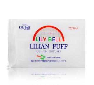 Bông tẩy trang 220 miếng. Bông tẩy trang Lily Bell cao cấp sản phẩm dành cho những cô gái yêu thích làm đẹp thumbnail
