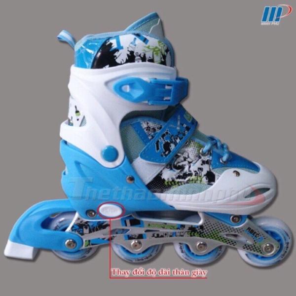 Giá bán Giày trượt patin longfeng 906 mà xanh lavie