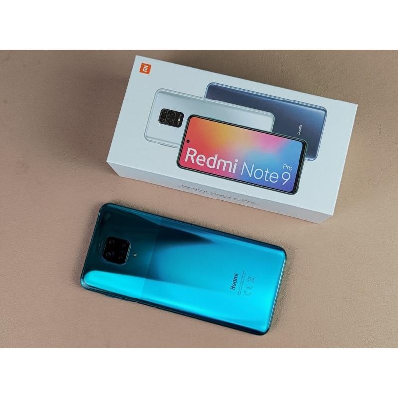 Xiaomi Redmi Not 9 Pro 6/128G New Fullbox Bảo Hành 18Th