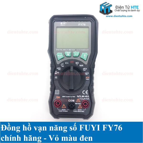Đồng hồ vạn năng số FUYI FY76 Chất lượng