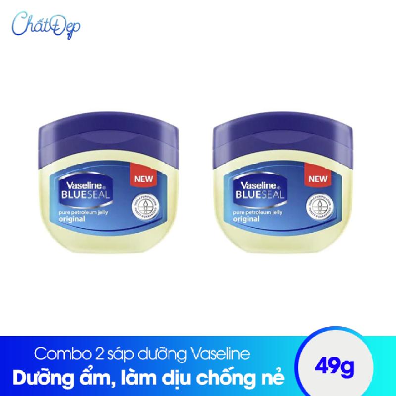Combo 2 sáp dưỡng Vaseline đa năng 49g giá rẻ