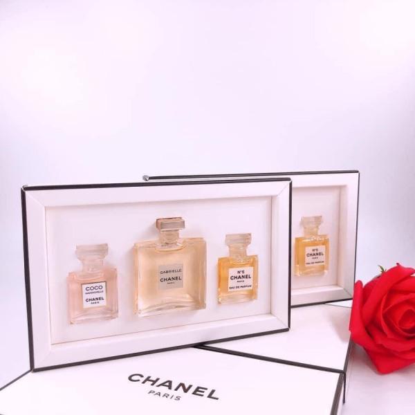 Set nước hoa mini Chanel cho nữ 5ml