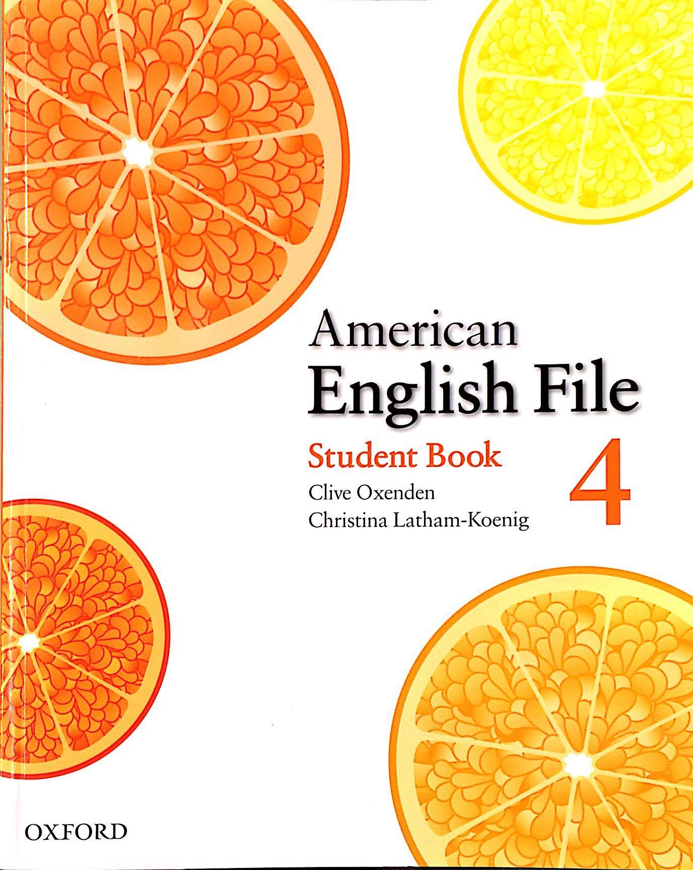 Fahasa - American English File 4 Student Book