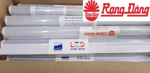 Bộ Đèn LED Tube Liền Thân T5 Rạng Đông 8W 60cm ChipLED SAMSUNG