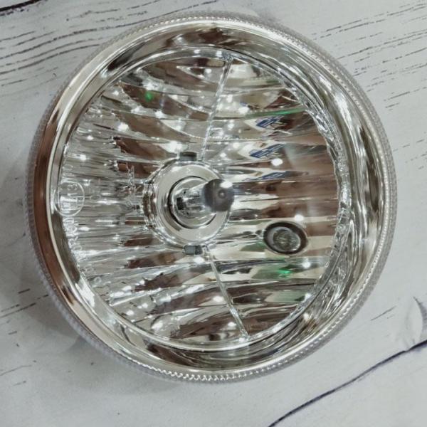Bộ pha đèn xe Vespa LX với chất liệu nhựa cao cấp sáng bóng A370