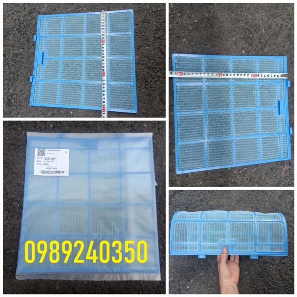 Tấm lưới lọc bụi máy lạnh, điều hòa Panasonic 9000 BTU - 12000 BTU mới chính hãng