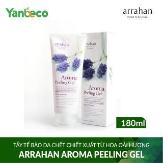 Tẩy tế bào da chết chiết xuất từ hoa oải hương ARRAHAN AROMA PEELING GEL thumbnail