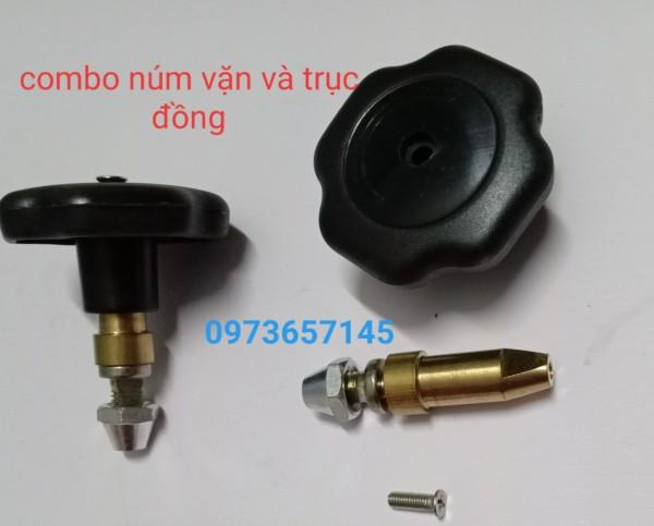 Bảng giá Combo núm vặn và trục đồng nồi áp suất ( tặng kèm ốc bắt) Điện máy Pico