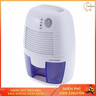 Máy hút ẩm không khí gia đình, Máy hút ẩm và tạo ẩm không khí, Máy hút ẩm mini Dehumidifier cao cấp Công nghệ hút ẩm bán dẫn, không có thiết kế máy nén, không gây ô nhiễm môi trường thumbnail