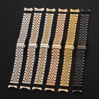 Dây đồng hồ kim loại inox đúc size 12mm 13mm 14mm 16mm 17mm size 18mm 19mm 20mm 21mm 22mm thumbnail