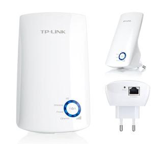 [XẢ TỒN KHO] Bộ Kích Sóng Wifi Cực Mạnh, Thiết Bị Mở Rộng Sóng Wifi, Repeater Wifi 300Mbps TP-Link TL-WA850RE, Kích Thước Nhỏ Gọn, Nút Nhấn Mở Rộng Sóng, Thiết Kế Tinh Tế, Gắn Tường, Mở Rộng Mạng Không Dây Chưa Bao Giờ Dễ Dàng thumbnail