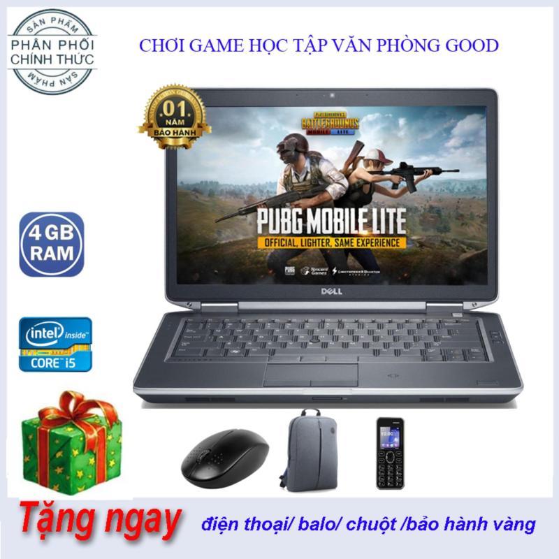 Siêu laptop Dell 6430 I5/Ram4G/1000G nhập Khẩu 100% Japan  full box bảo hành 12 tháng
