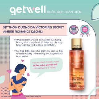 Xịt thơm Victoria s Secret Fragrance Mist - Amber Romance (250ml) thumbnail