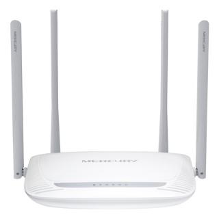 Mercusys Mw325R Bộ Phát Wifi Chuẩn N Tốc Độ 300Mbps 4 Ăng Ten - Mới Bảo Hành 2 Năm thumbnail
