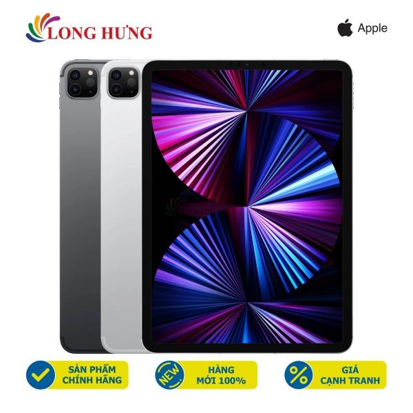 Máy tính bảng Apple iPad Pro M1 11 inch Wifi Cellular 2021 - Hàng Chính Hãng - Tích hợp kết nối Cellular, Camera vô cùng chân thực, đa nhiệm mạnh mẽ với RAM 8GB