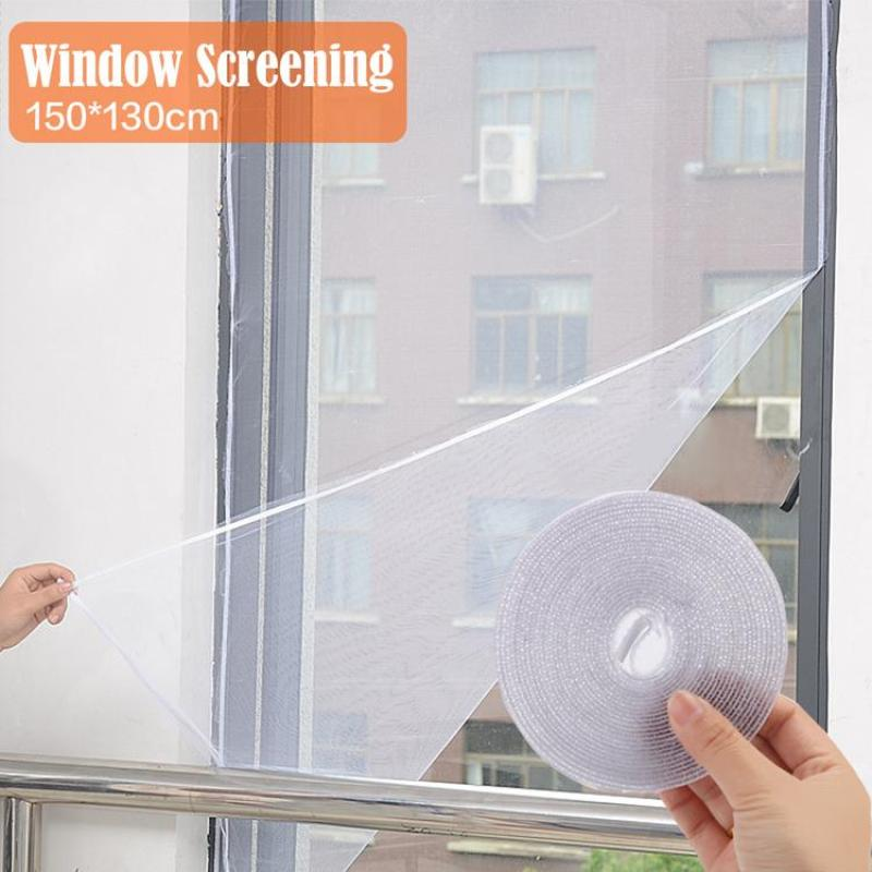 Household Invisible Anti-mosquito Window Screening for Daily Use