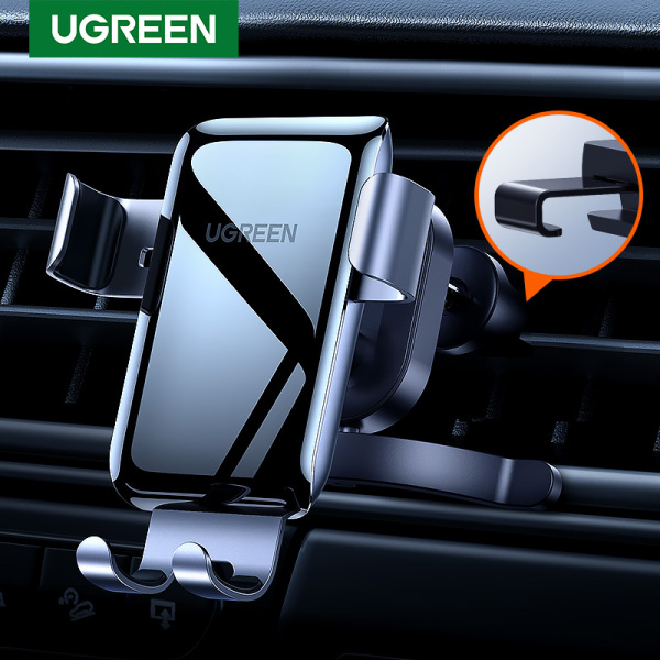 UGREEN Car Phone Holder for For Vivo/Xiaomi/Huawei/ iPhone/Samsung Car Mount Cell Mobile Phone holder Stand in Car Air Vent Mount Holder