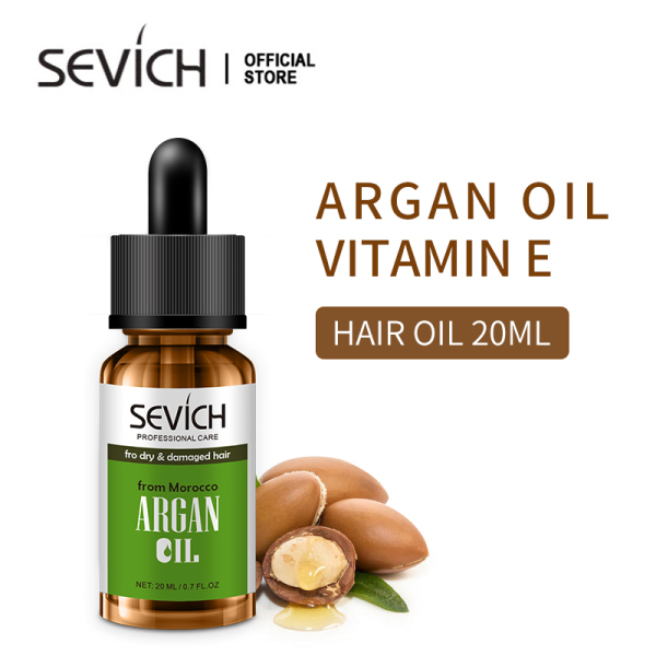 SEVICH Moroccan Argan nuôi dưỡng và kích thích mọc tóc 20ml