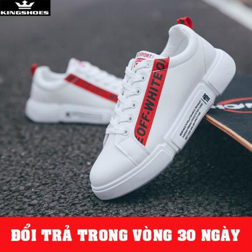 Giày Sneaker Nam Hàn Quốc Cao Cấp (Giá Siêu Sốc) - KINGSHOES (KS06) giá rẻ