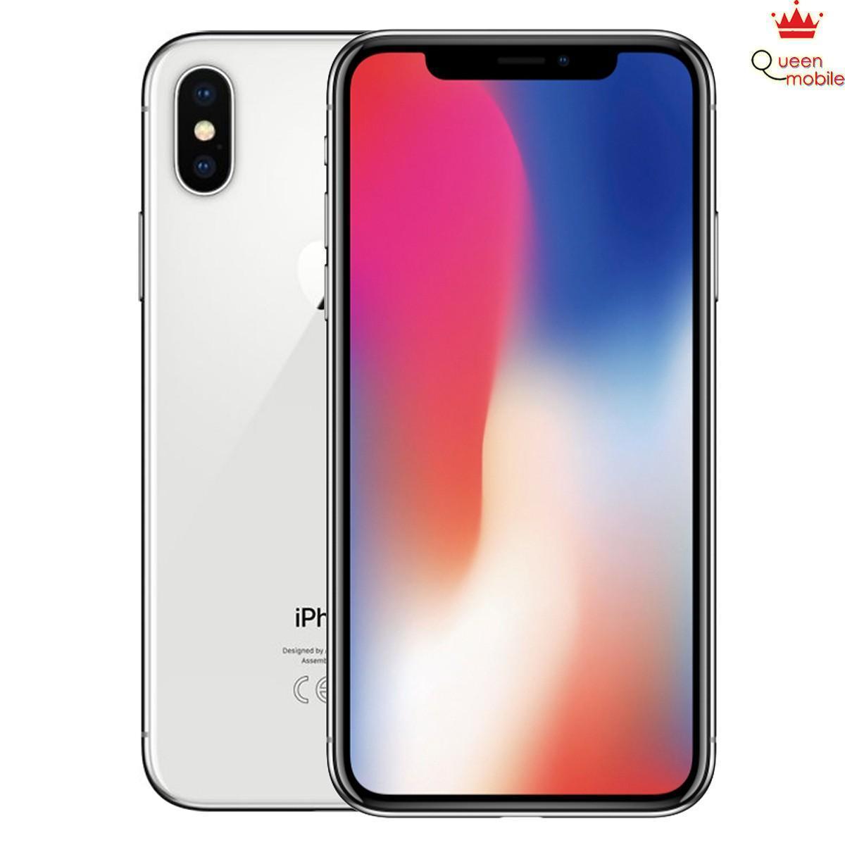 Điện Thoại Iphone X 64GB VN/A (Màu silver)
