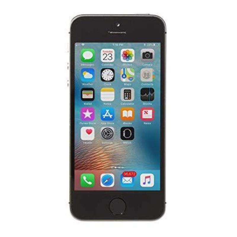 Điện thoại smart phone giá rẻ iPhone 5S- 16GB phiên bản quốc tế  - Bao đổi trả (Màu trắng/đen/vàng) - Tặng cáp sạc