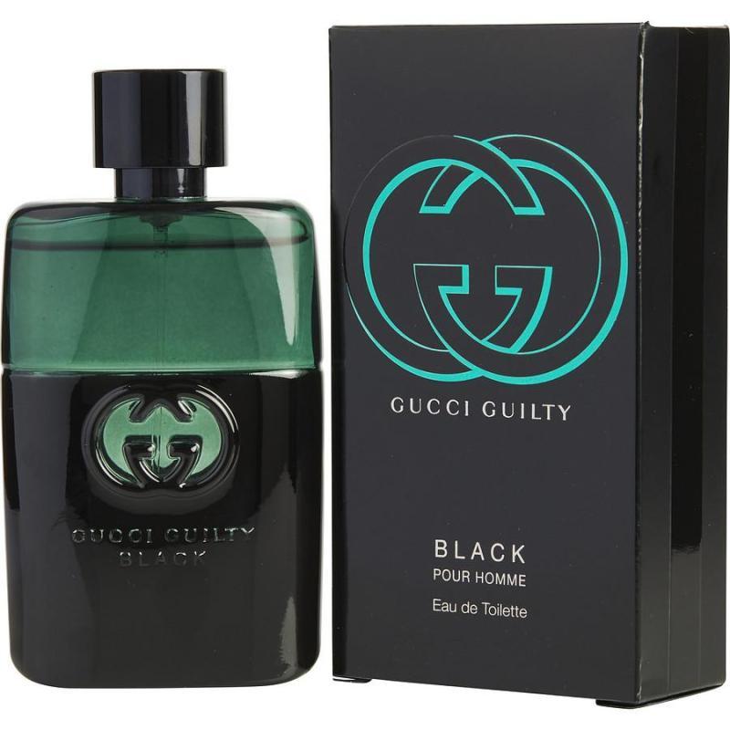 Nước hoa nam GUCCI GUILTY BLACK POUR HOMME 90ml cao cấp
