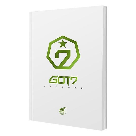 Mua GOT7 Fanbook (Tặng kèm poster)