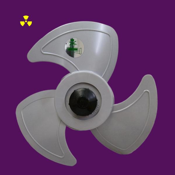 Canh quạt hộp B3 ( 3 tấc ) quạt thông gió - Tặng kèm chụp giữ cánh )