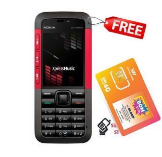 Điện Thoại Nokia 5310 Chính Hãng - XpressMusic cổ điển - Điện Thoại Giá Rẻ thumbnail