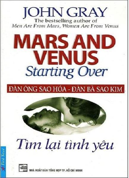 Đàn Ông Sao Hỏa Đàn Bà Sao Kim - Tìm Lại Tình Yêu