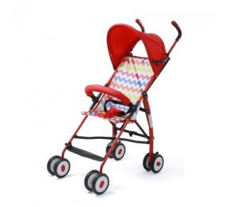 Xe đẩy đi dạo lưới cho bé gấp siêu gọn như cây dù Baobaohao 605A thumbnail