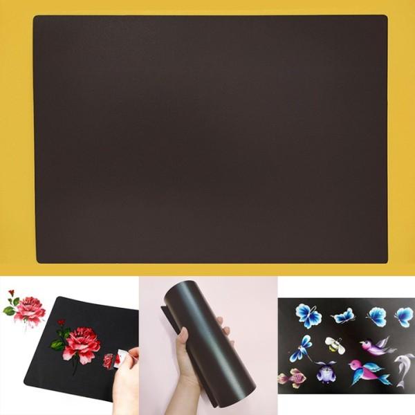 Bảng đen tập vẽ nail chuyên dụng (298x21cm) - Dễ dàng vệ sinh sau khi vẽ giá rẻ