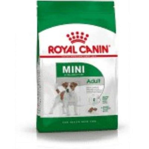 Thức Ăn Hạt Cho Chó TRưởng Thành Giống Chó Nhỏ Mini Adult Royal Canin 800G