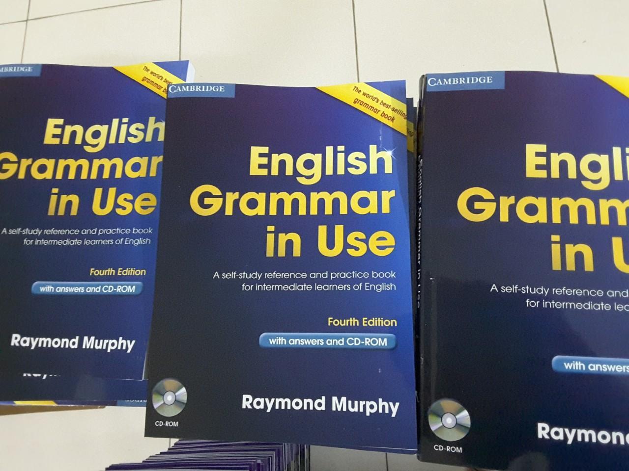 Mua English Grammar in use