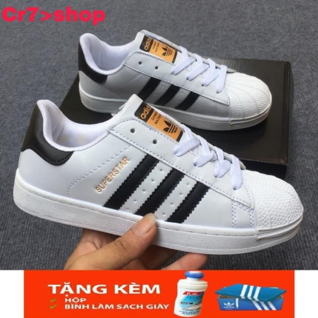 Giày Thể Thao Sò Tem Vàng Nam Nữ giá rẻ