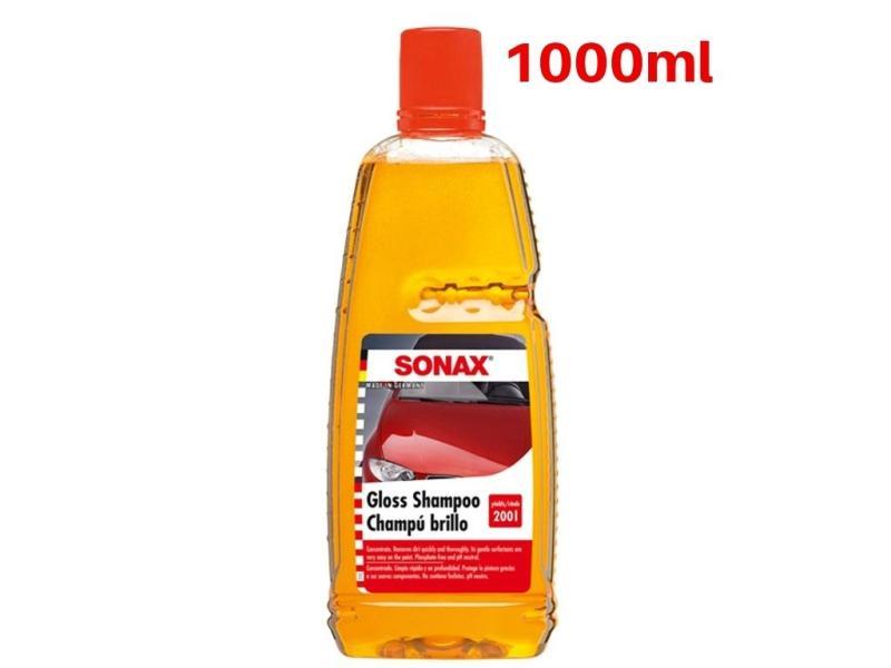Nước Rửa Xe Sonax Gloss Shampoo 1000ml - MSN388388