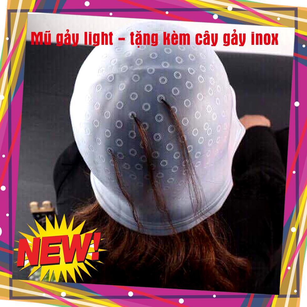 Mũ móc light Silicon nhập khẩu