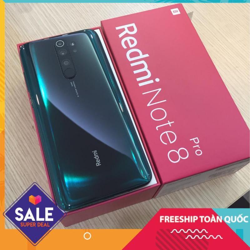 Điện Thoại Xiaomi Redmi Note 8 PRO ram 6/64gb , Máy Xách Tay Nội Địa, bộ xử lý Helio G90T MediaTek, Siêu camera đến 64MP cho những bức ảnh sống động