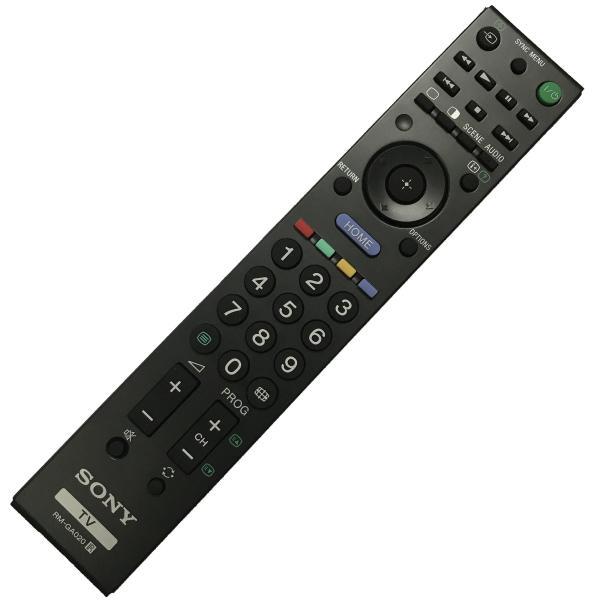 Bảng giá Điều khiển tivi Sony RM - GA015 (đen)