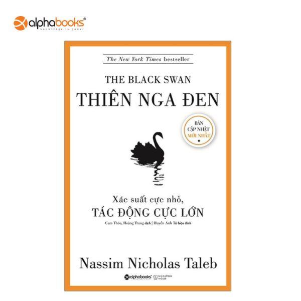 Sách Alphabooks - Thiên Nga Đen