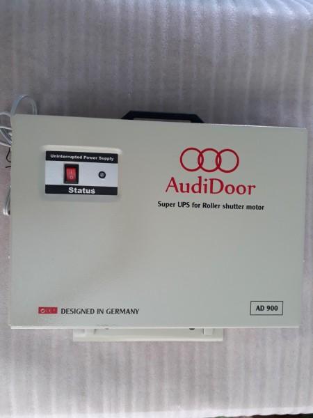UPS lưu trữ điện AD900 dùng cho mô tơ cửa cuốn, mô tơ cửa cổng, dùng cho camere máy vi tính