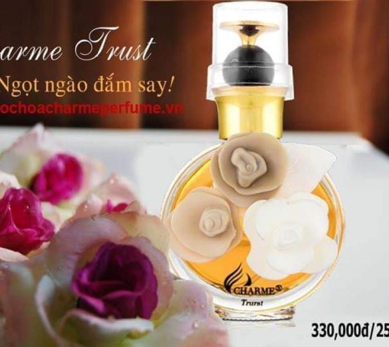 nước hoa trust 30ml