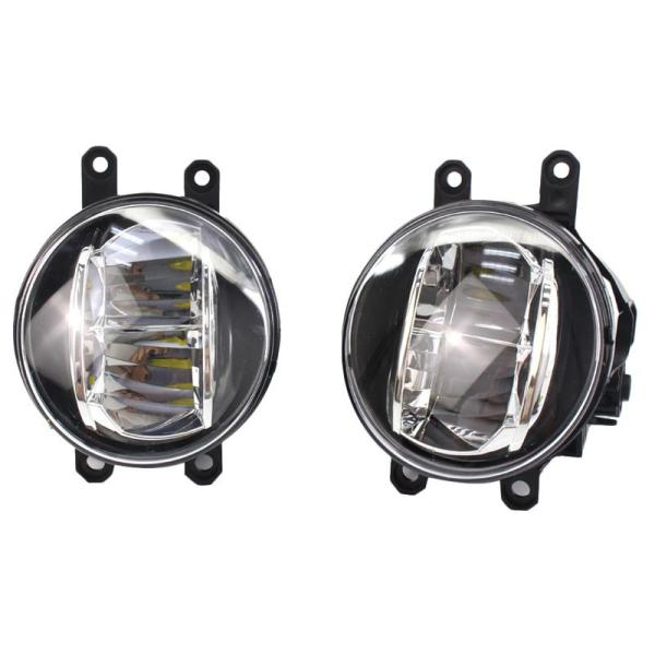 Automotive led fog lamp Front fog lamp Direct replacement for: 2013-2018 Toyota Corolla Camry Lexus RX350 ES350 ct200h LX570 81210-48050 81220-48050