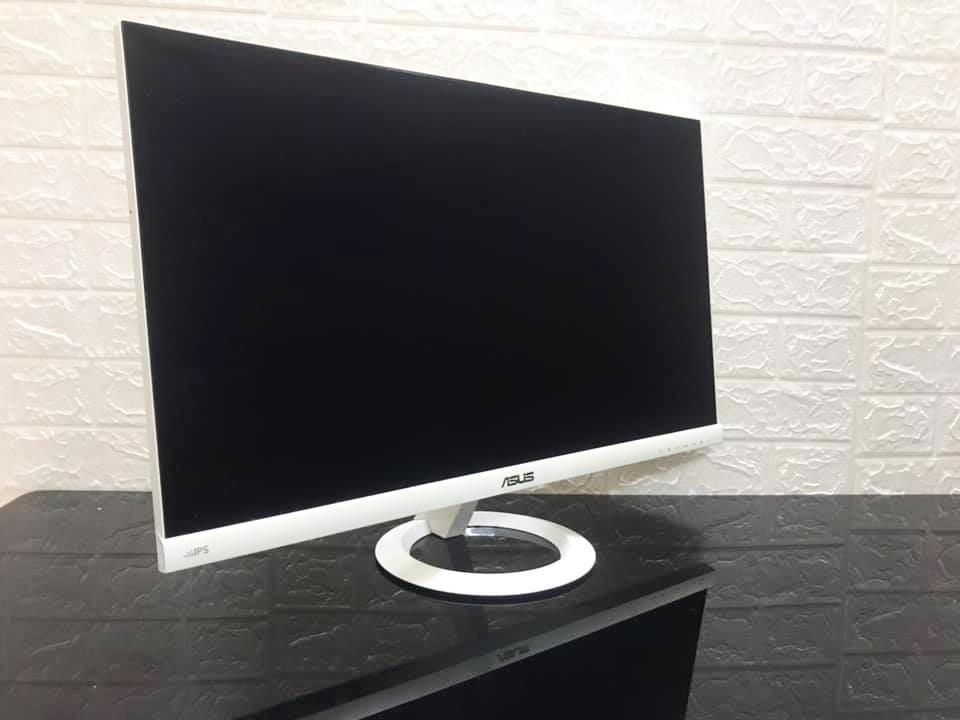 Màn hình 27 inch Asus VX279 Full viền Full HD LED IPS chống lóa chống mỏi mắt góc nhìn rộng hình ảnh chân thực thiết kế đồ họa chơi game cực tốt bảo hành 3 tháng lỗi 1 đổi 1