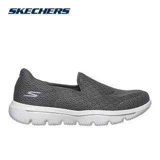 SKECHERS Giày Thể Thao Đi Bộ Nữ Go Walk Evolution Ultra-Persi 15738-Gry thumbnail