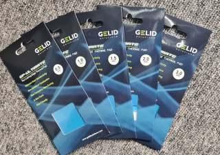 [HCM]Miếng tản nhiệt cao cấp Gelid Thermal Pad Ultimate 90x50x1.5mm 15W mk thumbnail