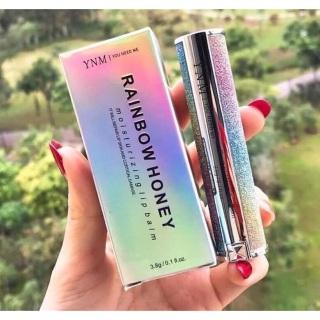 Son Dưỡng Môi Đổi Màu YNM Rainbow Honey Lip Balm thumbnail