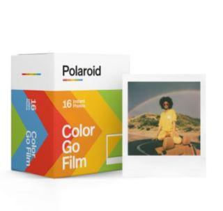 Film máy chụp ảnh lấy liền - Phim Màu Polaroid Go - 2 Hộp (16 Tấm) thumbnail